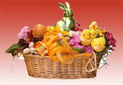 Geschenkkörbe nicht nur zu Ostern